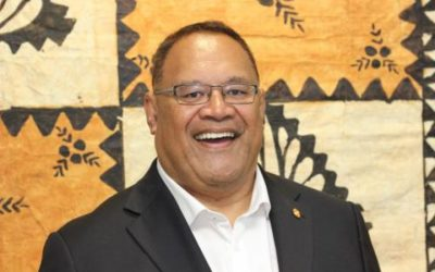 Pacific Cooperation Foundation appoints Fiso as new board chair
